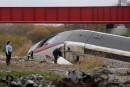 Déraillement en Alsace: le conducteur affirme qu'il n'allait pas trop vite