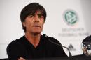 Le sélectionneur allemand remercie l'équipe française
