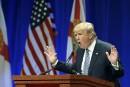 Les États-Unis devraient fermer des mosquées, selon Trump