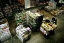 Le recours aux banques alimentaires près d'un record au Canada