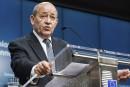 La France sollicite l'appui de l'UE pour ses interventions militaires