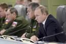Français et Russes «se coordonnent» pour frapper l'EI en Syrie