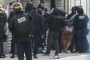 Un homme est arrêté à l'issue d'un raid mené par...   18 novembre 2015