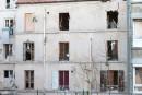 L'immeuble où ont frappé les forces françaises en fin de...   18 novembre 2015