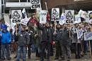 Secteur public: le front commun suspend sa grève
