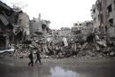 Le casse-tête de la paix enSyrie