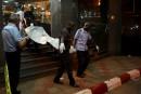 Prise d'otages à Bamako: 3 suspects recherchés