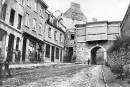La porte Prescott vers 1870