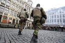 Bruxelles toujours en alerte maximale