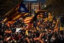 3000 personnes manifestent à Barcelone pour un État catalan