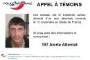 Attentats de Paris: la police diffuse la photo du troisième kamikaze
