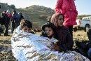 Réfugiés: seulement les femmes et les familles