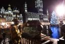 Rafle policière à Bruxelles