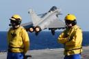 La France «va intensifier» ses frappes contre l'EI