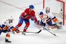 Islanders 2 - Canadien 4 (score final)