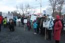 Des citoyens dénoncent un projet de tour de télécommunication