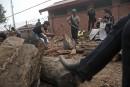 Témoin de l'enfer du Népal
