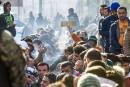 Valls: l'UE ne peut plus accueillir autant de migrants