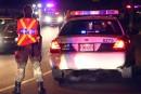 Opérations policières au Québec contre les facultés affaiblies au volant