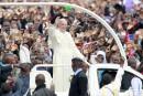 Le pape au Kenya:des «attaques barbares» injustifiables au nom de Dieu