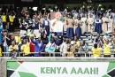 Le pape appelle les jeunes Kényans à résister au tribalisme