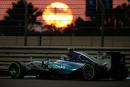 Nico Rosberg domine les essais libres à Abou Dhabi
