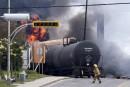 Tragédie Lac-Mégantic : Québec réclame 409 millions $ au CP