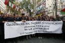 Turquie: des manifestants contestent l'emprisonnement de journalistes