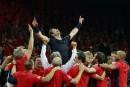 Les Britanniques triomphent à la Coupe Davis