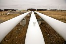 Pour le transport du pétrole par pipeline, à une condition