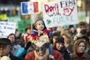 Marches mondiales pour le climat, échauffourées à Paris