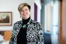 Plus de place aux infirmières, dit Lucie Tremblay