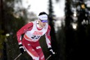 Alex Harvey54<sup>e</sup> au sprint à Davos