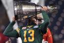 Les Eskimos peuvent gagner d'autres titres, croit Mike Reilly