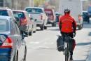 Le casque de vélo gagne des adeptes