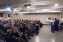 Projet récréotouristique: une centaine de citoyens rassurés
