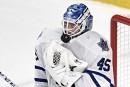 Le cas Jonathan Bernier préoccupeles Maple Leafs