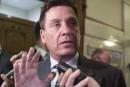 Moreau propose une limite de 100$ en don à un parti municipal