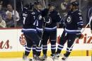 Les Jets l'emportent 6-1 aux dépens des Leafs<strong></strong>