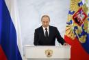 Poutine promet à la Turquie de lui «faire regretter» la destruction de l'avion russe
