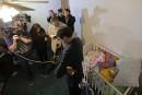 Des journalistespénètrent au domicile des tueurs de San Bernardino