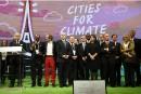 Sommet des maires: objectif 100% d'énergies renouvelables d'ici 2050