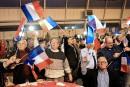 Succès historique de l'extrême droite française