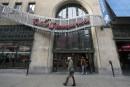 Cinéma en salle: le centre-ville perd l'équilibre