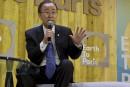 Ban Ki-moon lance un appel à la «révolution de l'énergie»