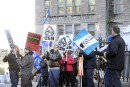 Secteur public: la grève de mercredi semble inévitable