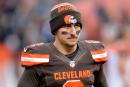 Les Browns en ont assez des frasques de Johnny Manziel