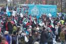 Jour de grève malgré une entente imminente