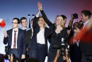 Régionales françaises: Marine et Marion Le Pen données perdantes au second tour