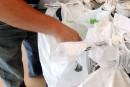 La Communauté métropolitaine de Montréal vote la fin des sacs plastiques